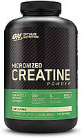 Креатин моногидрат Optimum Nutrition Creatine Powder (600 г) оптимум нутришн Без вкуса
