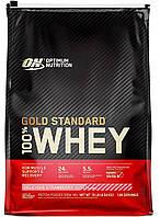 Сывороточный протеин изолят Optimum Nutrition 100% Whey Gold Standard (4,5 кг) оптимум вей голд стандарт delicious strawberry