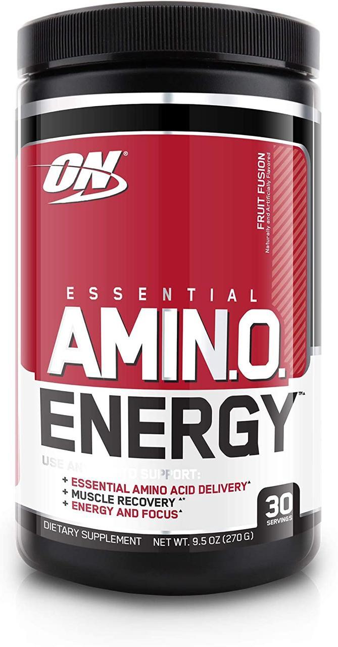 Комплекс аминокислот Optimum Nutrition Amino Energy (270 г) оптимум амино энерджи fruit fusion