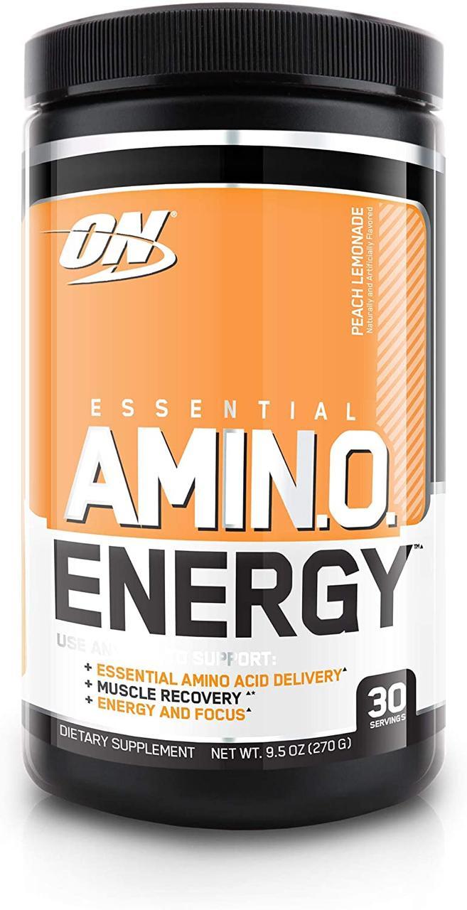 Комплекс аминокислот Optimum Nutrition Amino Energy (270 г) оптимум амино энерджи raspberry black tea