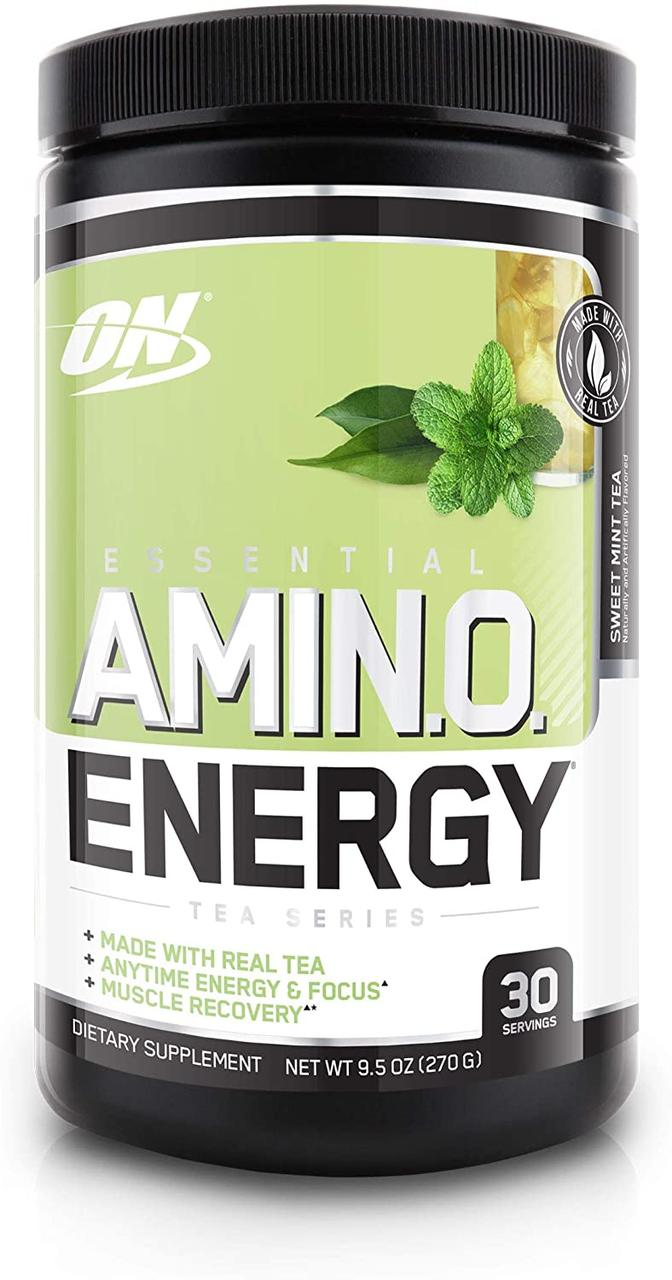 Комплекс аминокислот Optimum Nutrition Amino Energy (270 г) оптимум амино энерджи sweet mint tea
