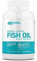 Optimum Nutrition Fish Oil (100 капс)