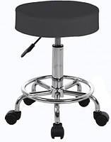 Барный стул хокер Bonro B-830 white, black