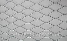 Сетка просечно-вытяжная оцинкованная  1,8х6,0 мм 0,5мм 0,5/1,5м.