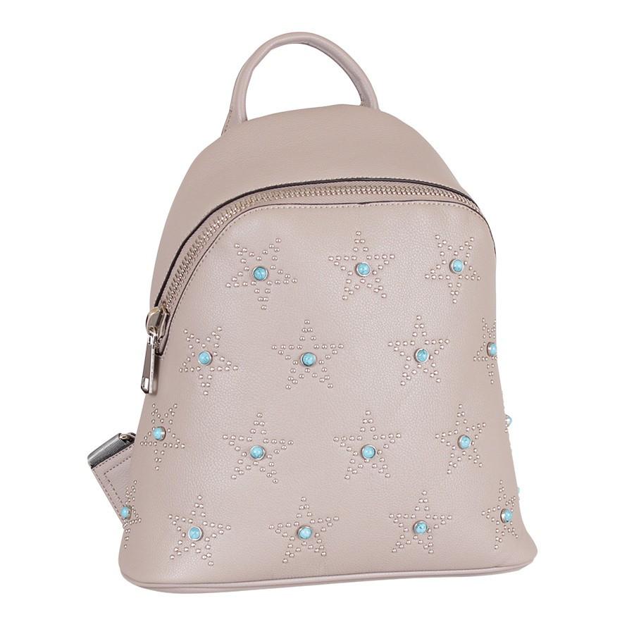 Сумка-рюкзак de esse Бежевая