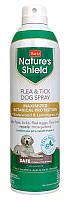 Hartz Nature's Shield Flea & Tick Dog Spray Натуральный спрей от блох, клещей и комаров для собак