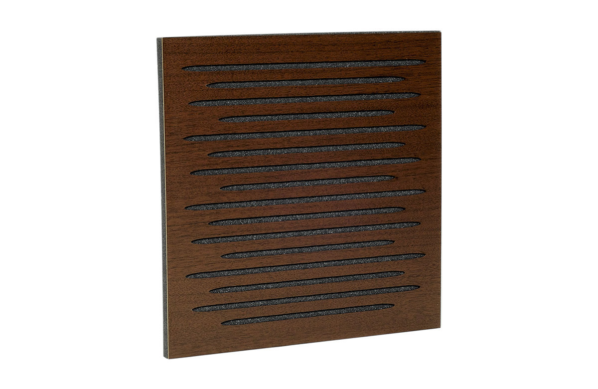 Акустична панель Ecosound EcoTone Brown 50х50 см 53мм колір коричневий