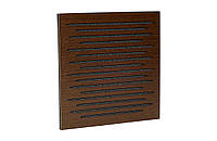 Акустическая панель Ecosound EcoTone Brown 50х50 см 53мм цвет коричневый, фото 1