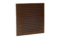 Акустична панель Ecosound EcoTone Brown 50х50 см 53мм колір коричневий, фото 1