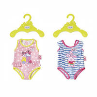 Одежда для куклы BABY BORN - ЛЮБЛЮ КУПАТЬСЯ (2 в ассорт.) Zapf 824580