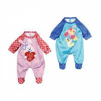 Одежда для куклы BABY BORN - КОМБИНЕЗОН (2 в ассорт.) Zapf 828250