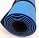 """Нервущийся очень плотный спортивный йога - коврик (йога-мат) """"Eva-Sport"""" для занятий йогой,фитнесом,пилатесом., фото 5"""