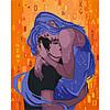 Набір для творчості «Картини за номерами– «Ти моя любов» 40*50см.