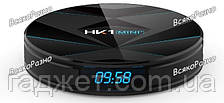 Android TV приставка HK1 mini plus 4/32 GB. Смарт приставка, фото 3