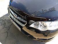 Мухобойка, дефлектор капота Subaru Legacy/Outback 2004-2009 (EGR), фото 1