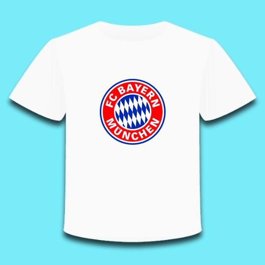 Футболка детская ФК Бавария