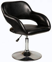 Барный стул хокер Bonro B-539 black, white