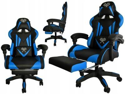 Кресло геймерское MalaTec Bucket Player, Польша, 3 цвета