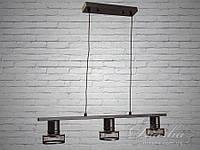 Светильник-подвес в стиле LoftF6547-3, фото 1