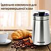 Кофемолка PROMOTEC PM-599 280W - мощная электроимпульсная кофемолка - измельчитель Промотек, фото 4