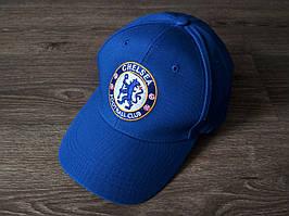Бейсболка / кепка Челси синяя 19-20
