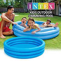Детский надувной бассейн круглой формы  Intex 58426, фото 1