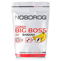Nosorog Big Boss Gainer банан, 1500 гр