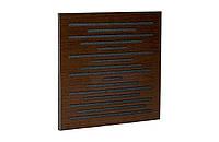 Акустическая панель Ecosound EcoWave brown 50х50 см 33мм коричневый, фото 1