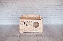 Родильный домик для кошек ТМ Маркисса