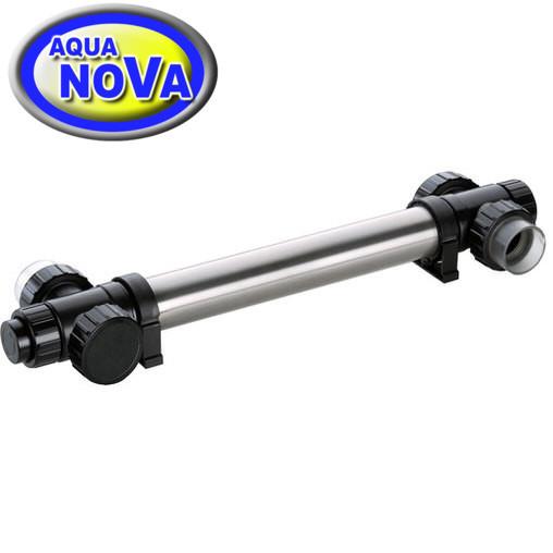 УФ - стерилизатор для пруда AquaNova NUVC-40 корпус нерж.