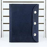 Кожаный блокнот M. Обложка на ежедневник А5 из натуральной кожи с лазерной гравировкой изображений