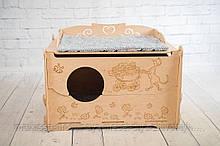 Родильный домик для кошки ТМ Маркисса