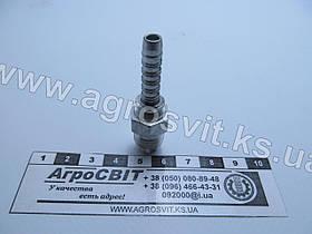 """Штуцер AGJ 1/2""""-20  (под шланг dу=06 мм.)"""