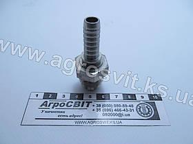 """Штуцер AGJ 3/4""""-16  (под шланг dу=10 мм.)"""
