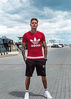 Костюм мужской футболка и шорты, фото 1