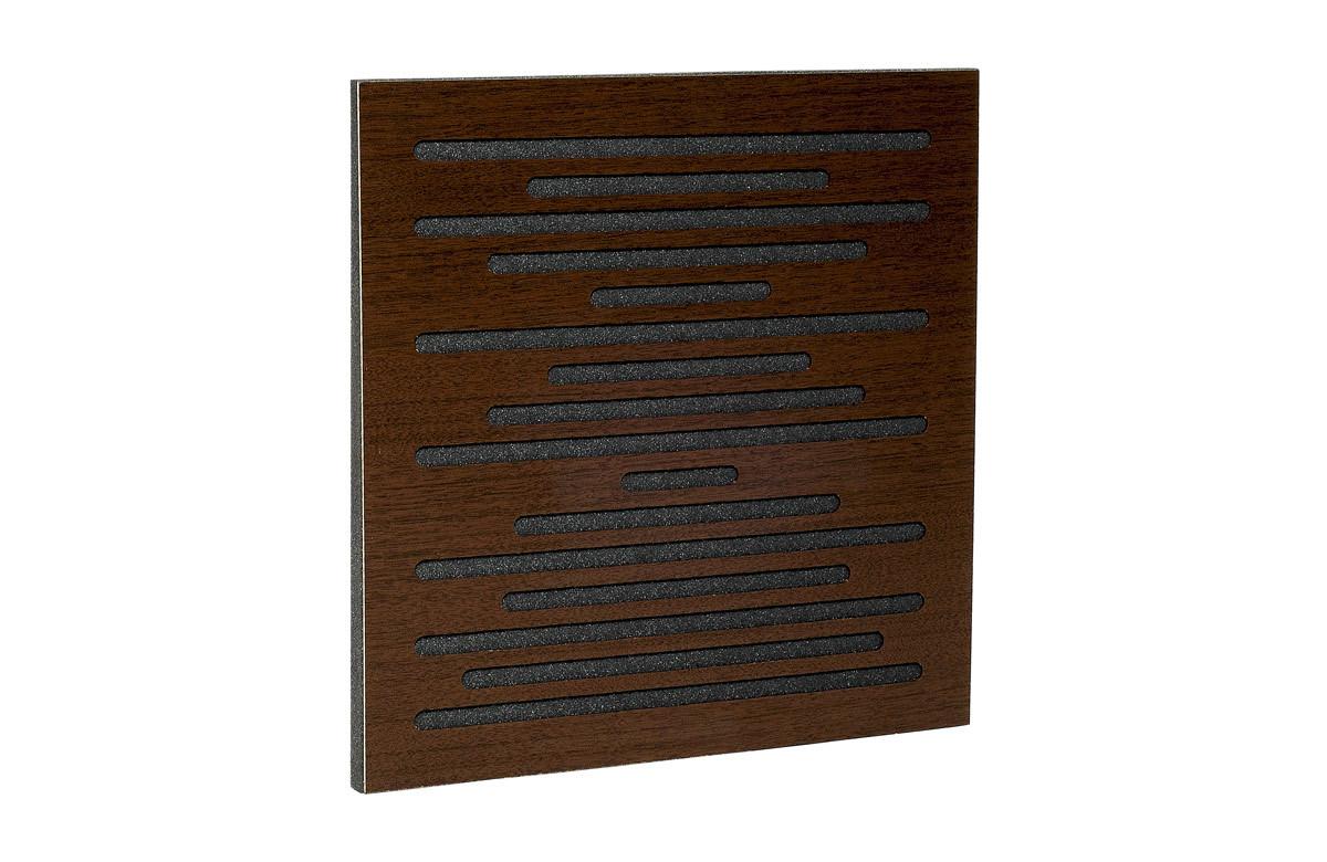 Акустическая панель Ecosound EcoWave brown 50х50 см 73мм коричневый