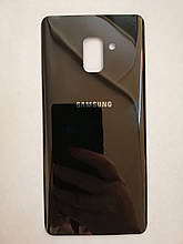 Задняя крышка Samsung A8 Plus A730F Black