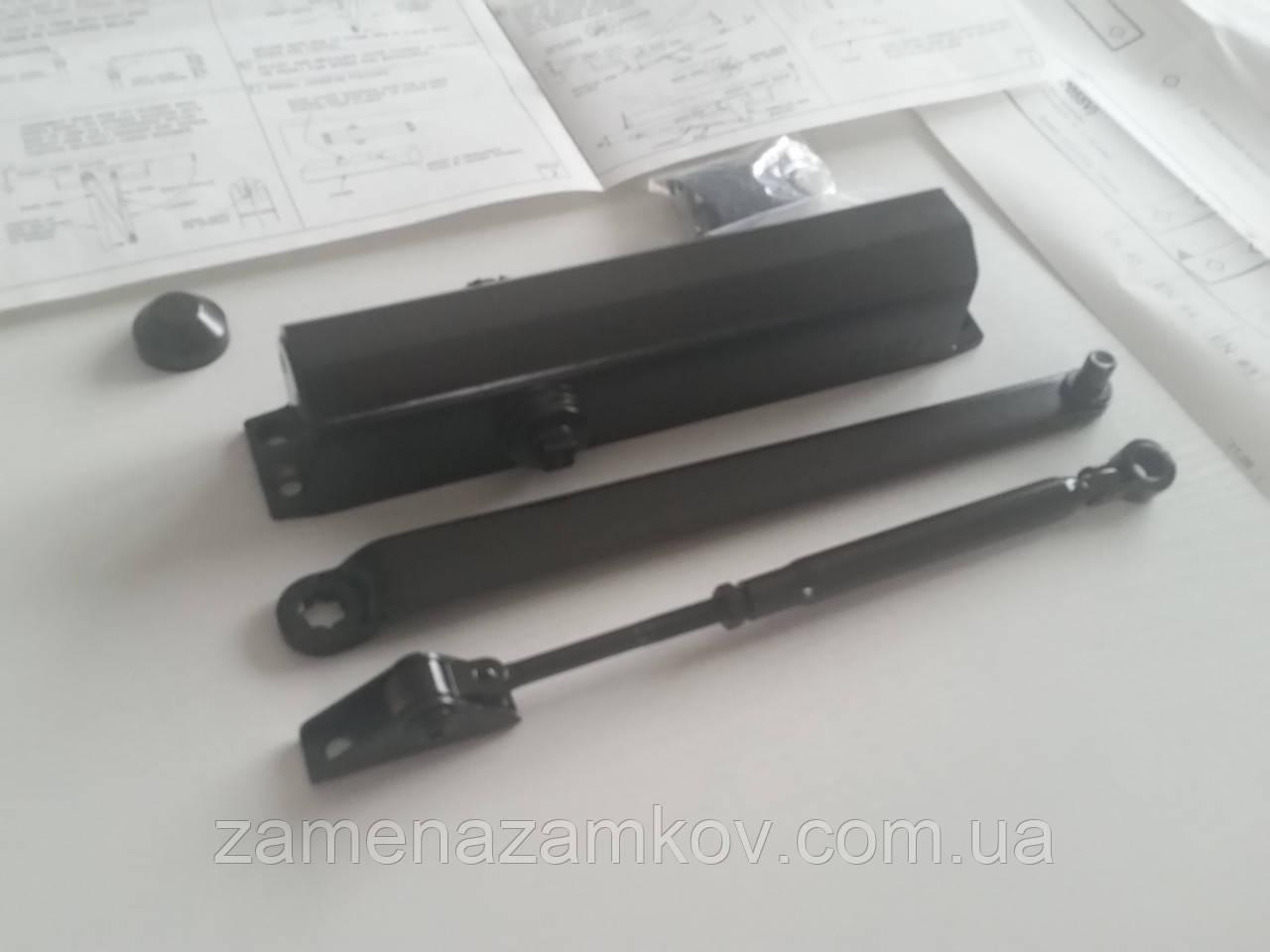 Доводчик RYOBI D-2005V STD BC до 100кг темно-бронзовый (Япония)