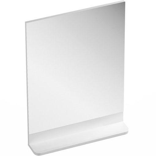 Зеркала для ванной Ravak Зеркало Ravak BeHappy II 550 белый глянец X000001099