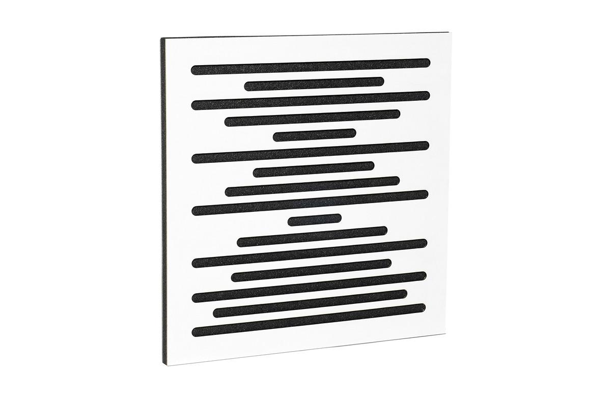 Акустическая панель Ecosound EcoWave white 50х50 см 73мм белый