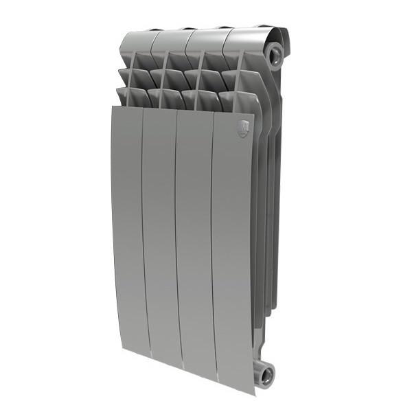 Радиатор Royal Thermo BiLiner 500 Silver Satin - 4 секц