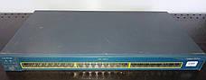 Б/У Коммутатор Cisco Catalyst 2950 Series (WS-C2950-24) Автономный стекируемый коммутатор, фото 2
