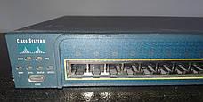 Б/У Коммутатор Cisco Catalyst 2950 Series (WS-C2950-24) Автономный стекируемый коммутатор, фото 3