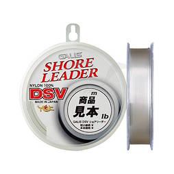 Поводковый материал YGK Galis DSV Shore Leader - 30m 35lb