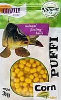 Воздушное тесто Grizzly Puffi Mini 30g 8mm Corn Кукуруза (98003005)