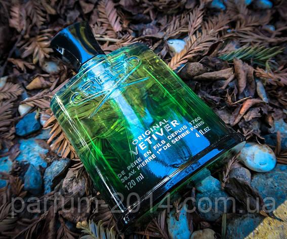 Парфюм крид ориджинал ветивер Creed Original Vetiver 120 ml (реплика) духи аромат запах, фото 2