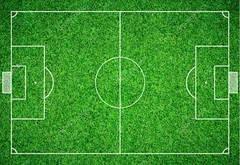"""Вафельна картинка  """"Футбольне поле"""""""