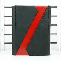 Кожаный блокнот M. Обложка на ежедневник А5 из натуральной кожи. Ежедневник с кожаной обложкой.