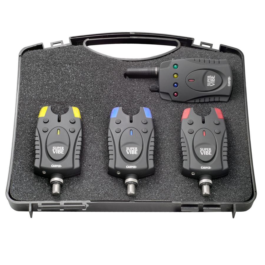Набір сигналізаторів з пейджером 3+1 Robinson Super Vibe 88EK430 в кейсі