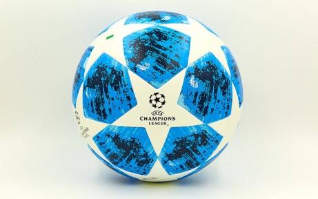 Мяч  Лиги Чемпионов сезон 2019-2020 (голубой)